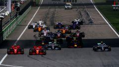 F1: 110 kg di carburante dal 2019, niente più MGU-H dal 2021