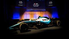 F1 2019, presentata la livrea della nuova Williams. Video, gallery e dichiarazioni