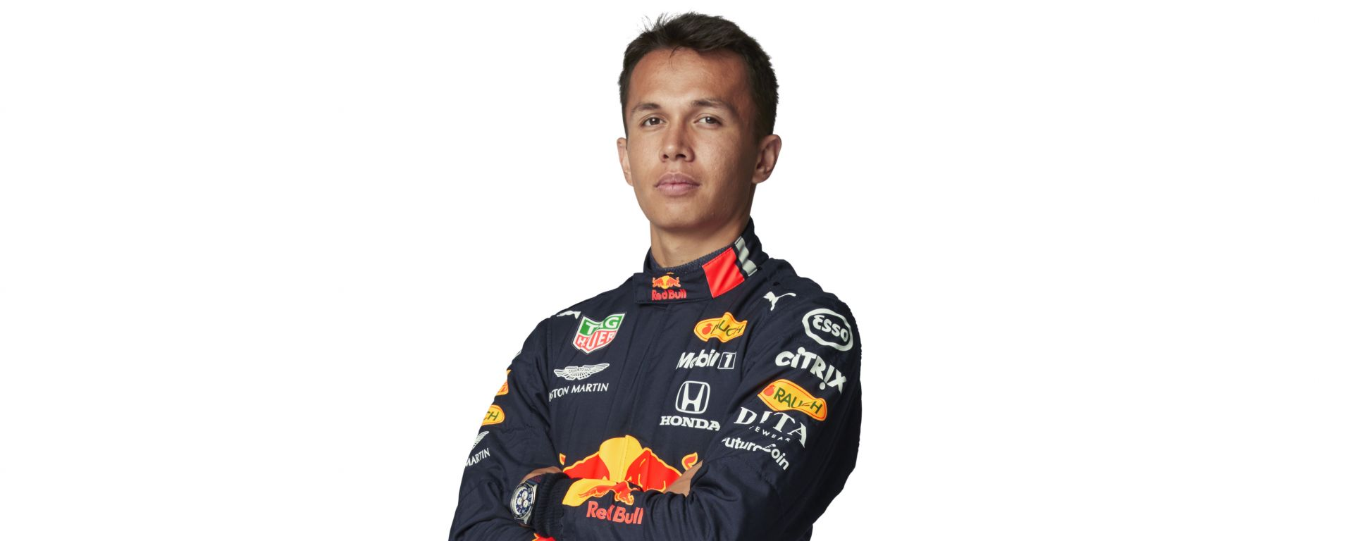 F1 2019, Alexander Albon (Red Bull)