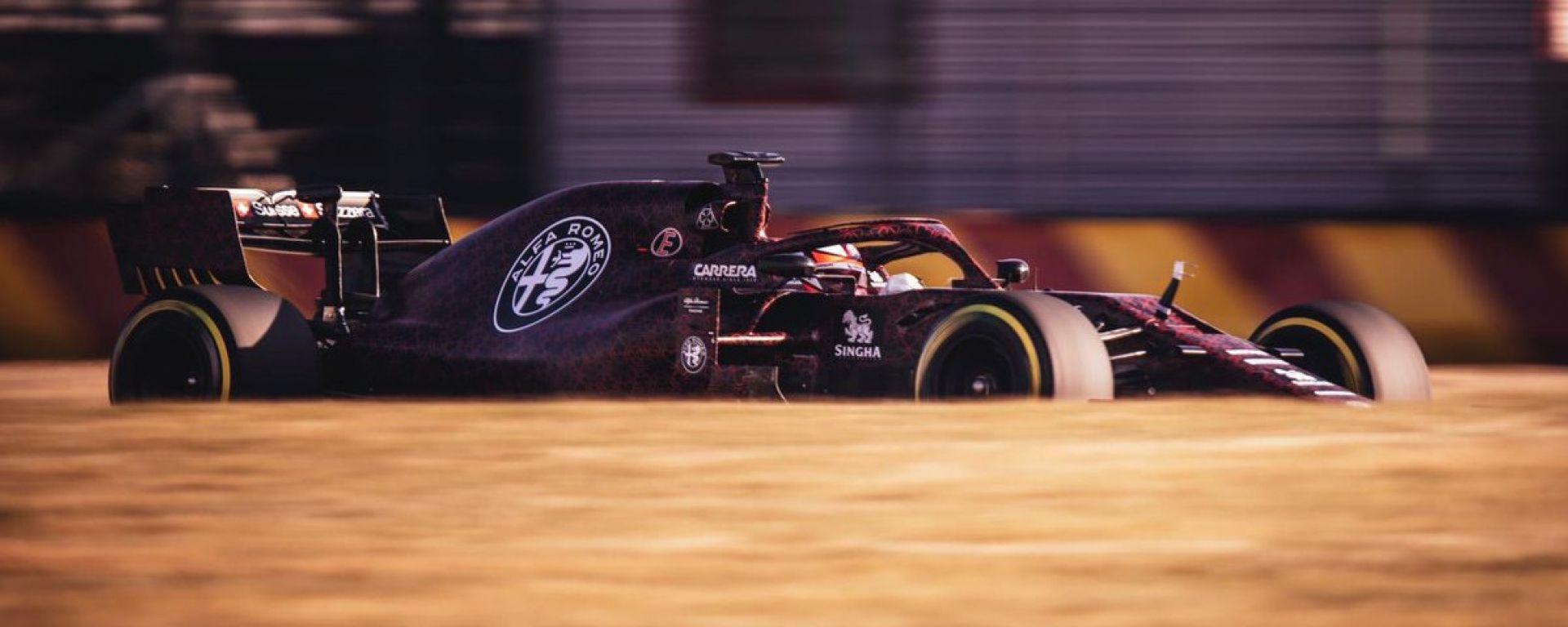 Alfa Romeo: that's amore!