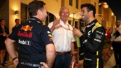 Red Bull, Marko ha nostalgia di Ricciardo