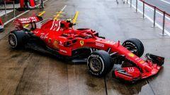 F1 2019, depositati nomi e numeri: la Ferrari si chiamerà Mission Winnow