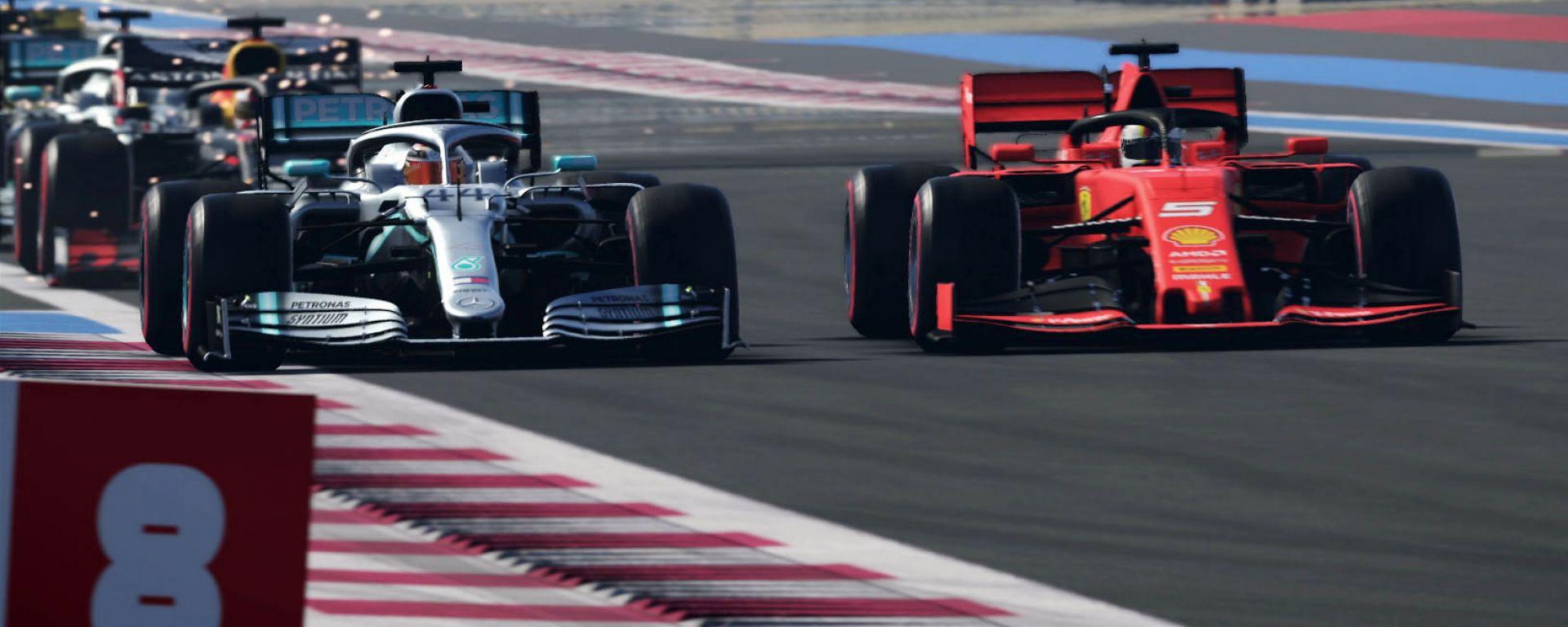 F1 2019 è uscito il 28 giugno in concomitanza con il venerdì di prove libere del Gp Austria