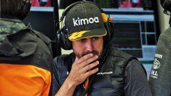 Alonso e la McLaren si separano definitivamente