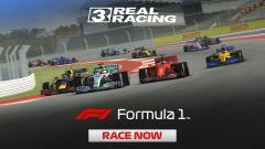 La F1 sbarca su Real Racing 3: a 300 all'ora con lo smartphone - Immagine: 1