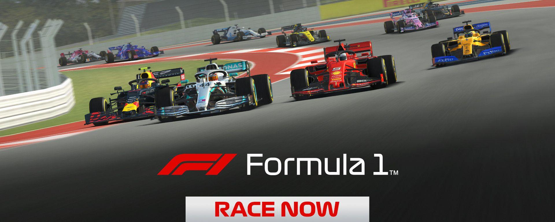 La F1 sbarca su Real Racing 3: a 300 all'ora con lo smartphone