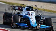Williams, obiettivo vettura pronta per i test