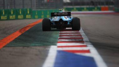 F1 2019, GP Russia: Robert Kubica (Williams)