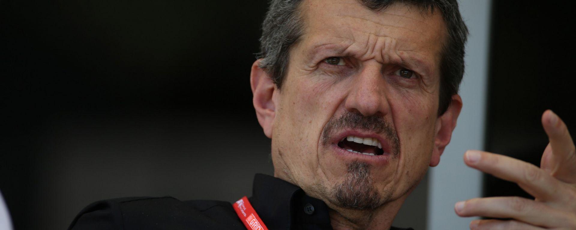 F1 2019: Gunther Steiner, team principal Haas