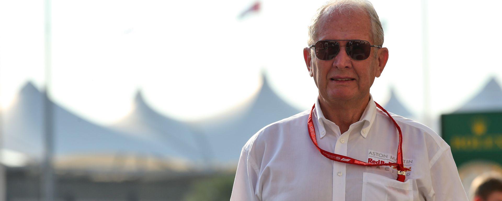 F1 2019: Helmut Marko (Red Bull)