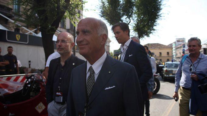 F1 2019, il presidente Aci Angelo Sticchi Damiani