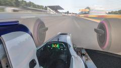 F1 2019, il simulatore aDVS acquistato dal team Alfa Romeo