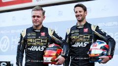 F1 2019, il Team Haas continuerà anche nel 2020 con Kevin Magnussen e Romain Grosjean