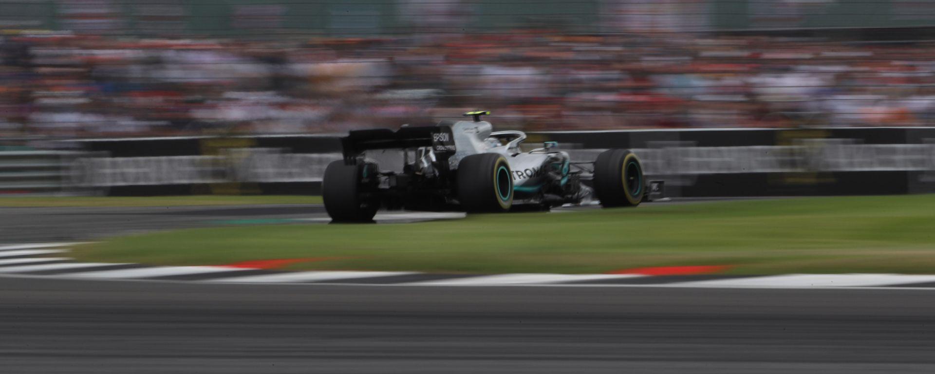 F1 2019, in Ungheria Valtteri Bottas sarà il pilota con più treni di Pirelli Medium a disposizione