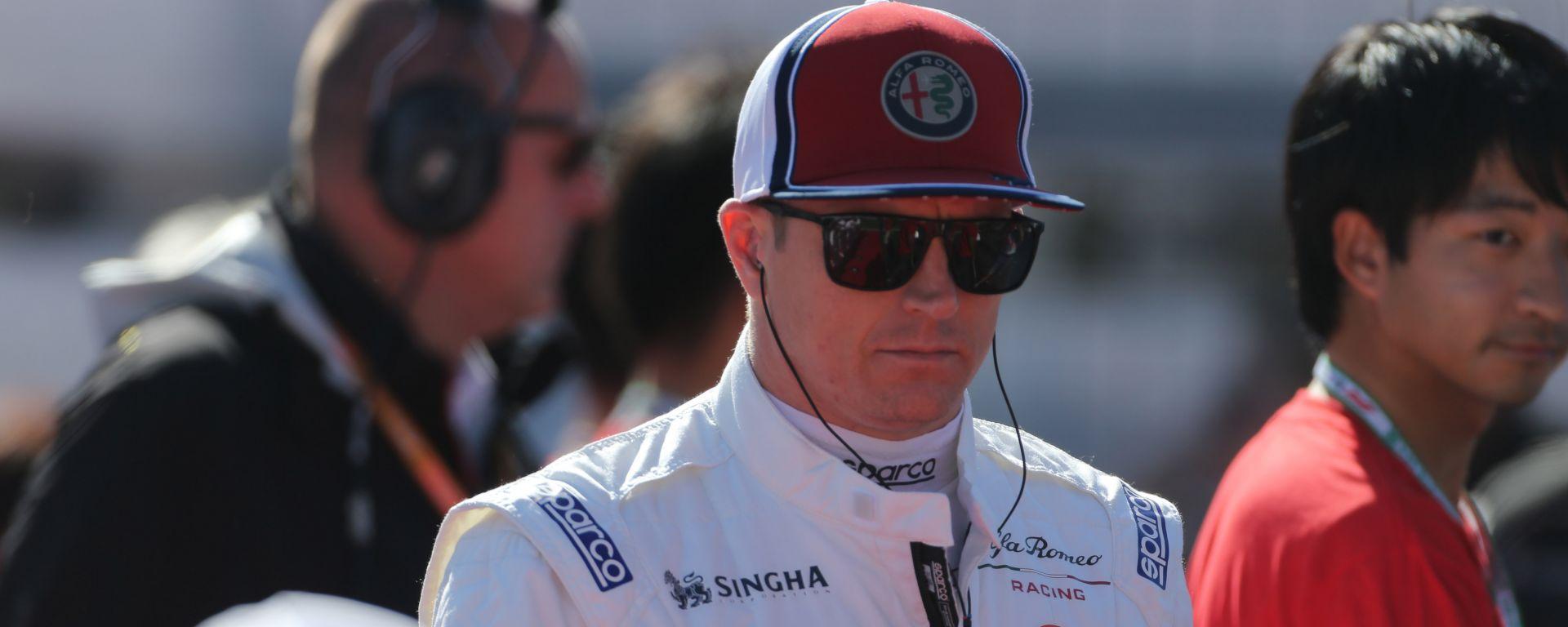 F1 2019: Kimi Raikkonen (Alfa Romeo)