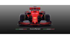 La scheda tecnica della Ferrari SF90 - Immagine: 1