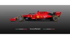 La scheda tecnica della Ferrari SF90 - Immagine: 3