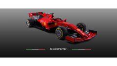 La scheda tecnica della Ferrari SF90 - Immagine: 4