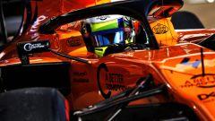 F1 2019, Lando Norris al volante
