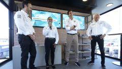 F1 2019, l'annuncio dell'arrivo di Stephanie Travers nel team Petronas Mercedes F1