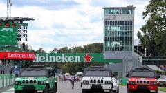 Non solo motorsport nel futuro di Monza: in arrivo il drive-in