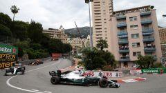 F1 2019, le due Mercedes comandano il Gp di Monaco