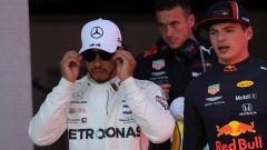 F1 2019: Lewis Hamilton (Mercedes) e Max Verstappen (Red Bull)
