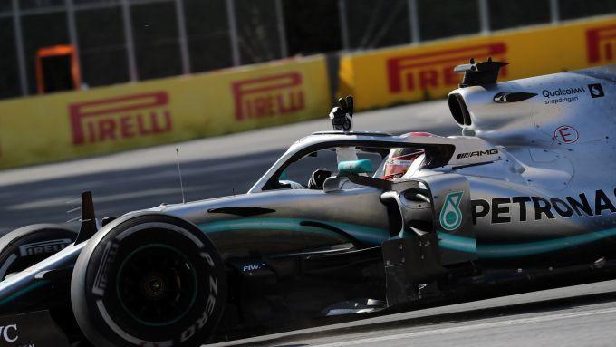 F1 2019, Lewis Hamilton (Mercedes)