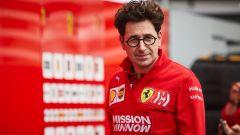 Binotto invita a protestare contro il motore Ferrari