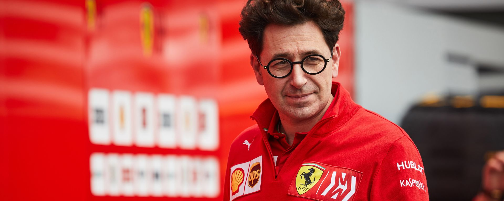 F1 2019: Mattia Binotto (Ferrari)