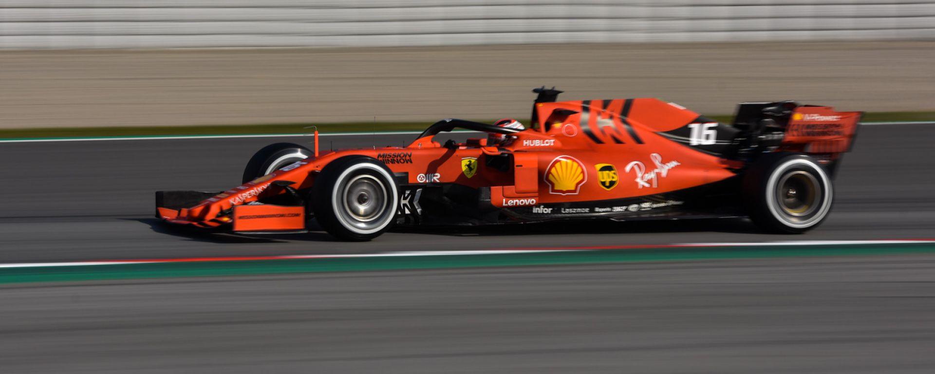 """Montezemolo: """"Non mi piace il nuovo rosso Ferrari"""""""