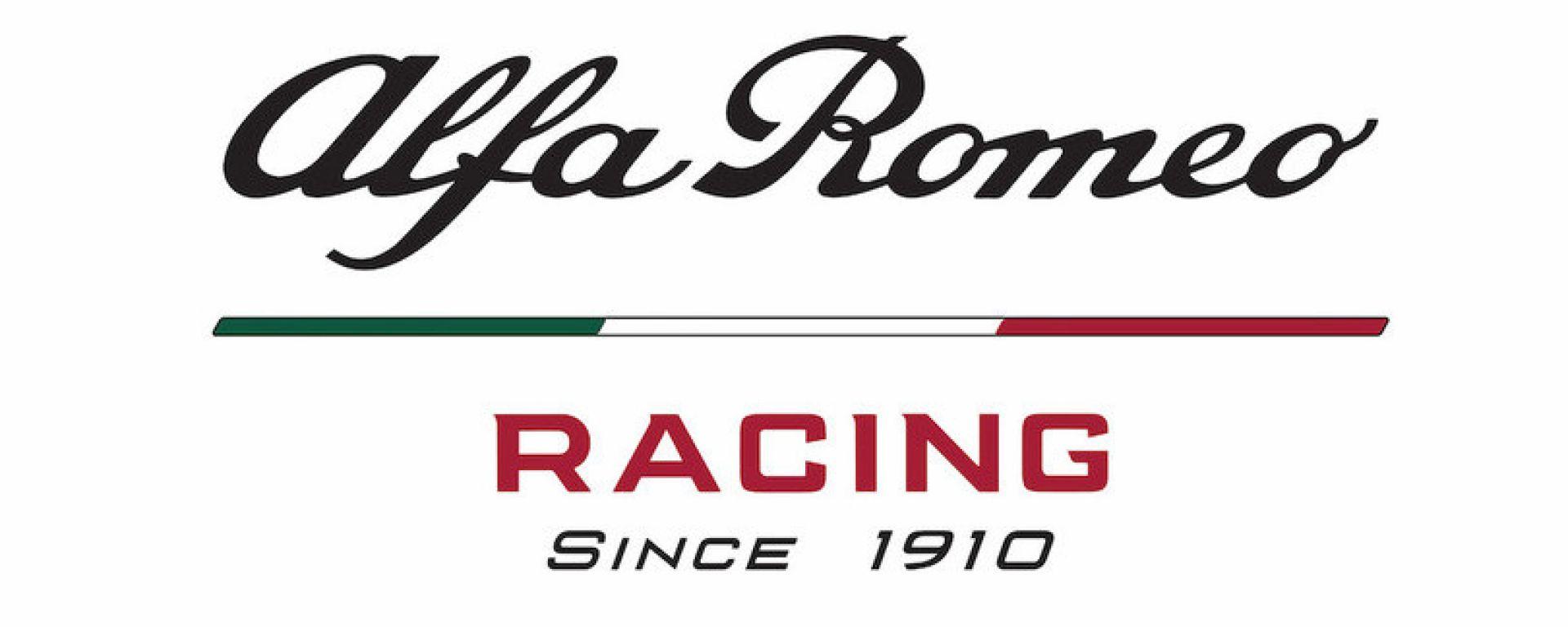 """Non più """"Alfa Sauber"""" È l'ora dell'Alfa Romeo Racing"""