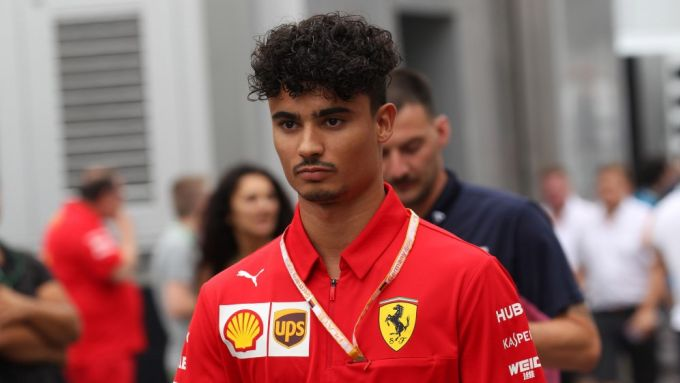 F1 2019: Pascal Wehrlein (Ferrari)