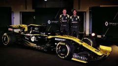 F1 2019, presentata LIVE la nuova Renault R. S. 19. Video, gallery e dichiarazioni