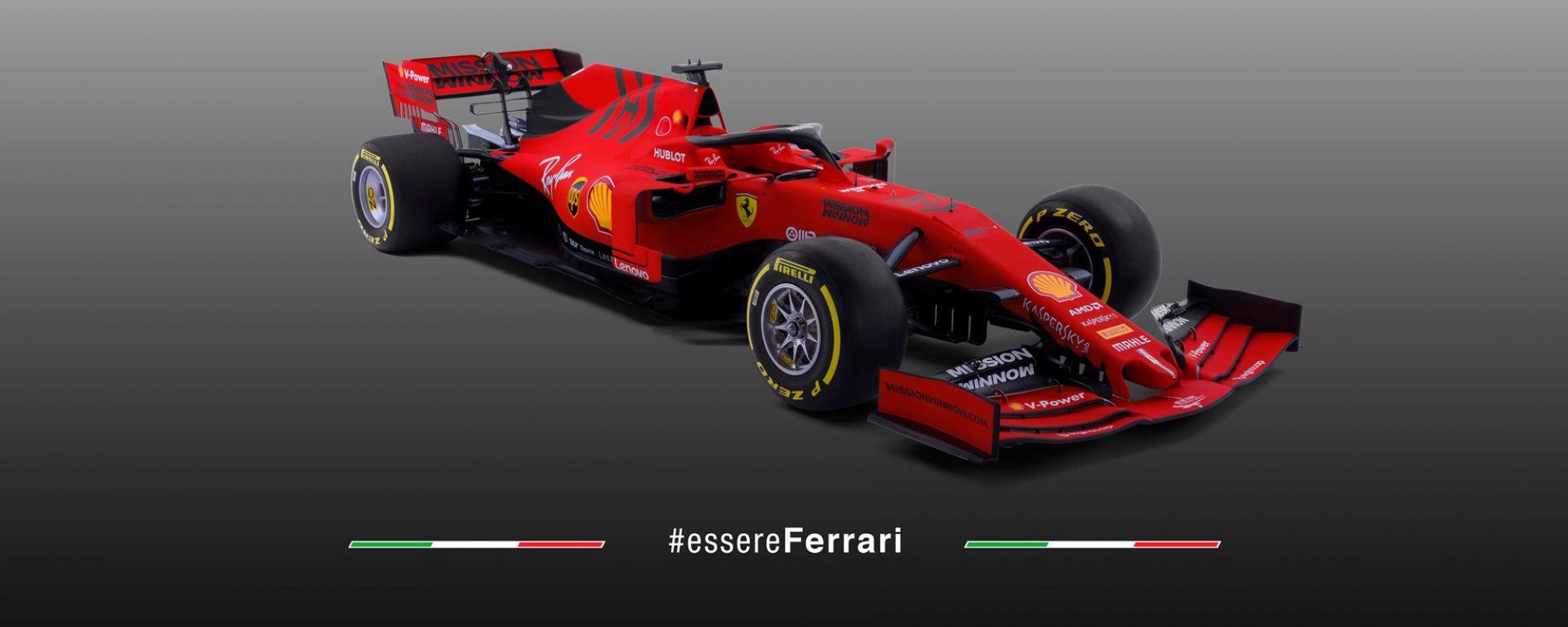 Presentata LIVE streaming la nuova Ferrari SF90. Video, gallery e dichiarazioni