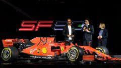 Presentata LIVE streaming la nuova Ferrari SF90. Video, gallery e dichiarazioni - Immagine: 8