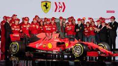 Presentata LIVE streaming la nuova Ferrari SF90. Video, gallery e dichiarazioni - Immagine: 9