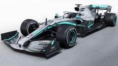Presentata LIVE la nuova Mercedes W10. Video, gallery e dichiarazioni - Immagine: 1