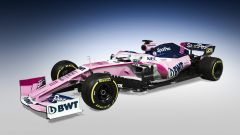 Presentata LIVE la nuova Racing Point. Video, gallery e dichiarazioni - Immagine: 1