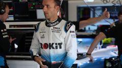 F1 | Il volante speciale per Kubica è arrivato solo a Monza
