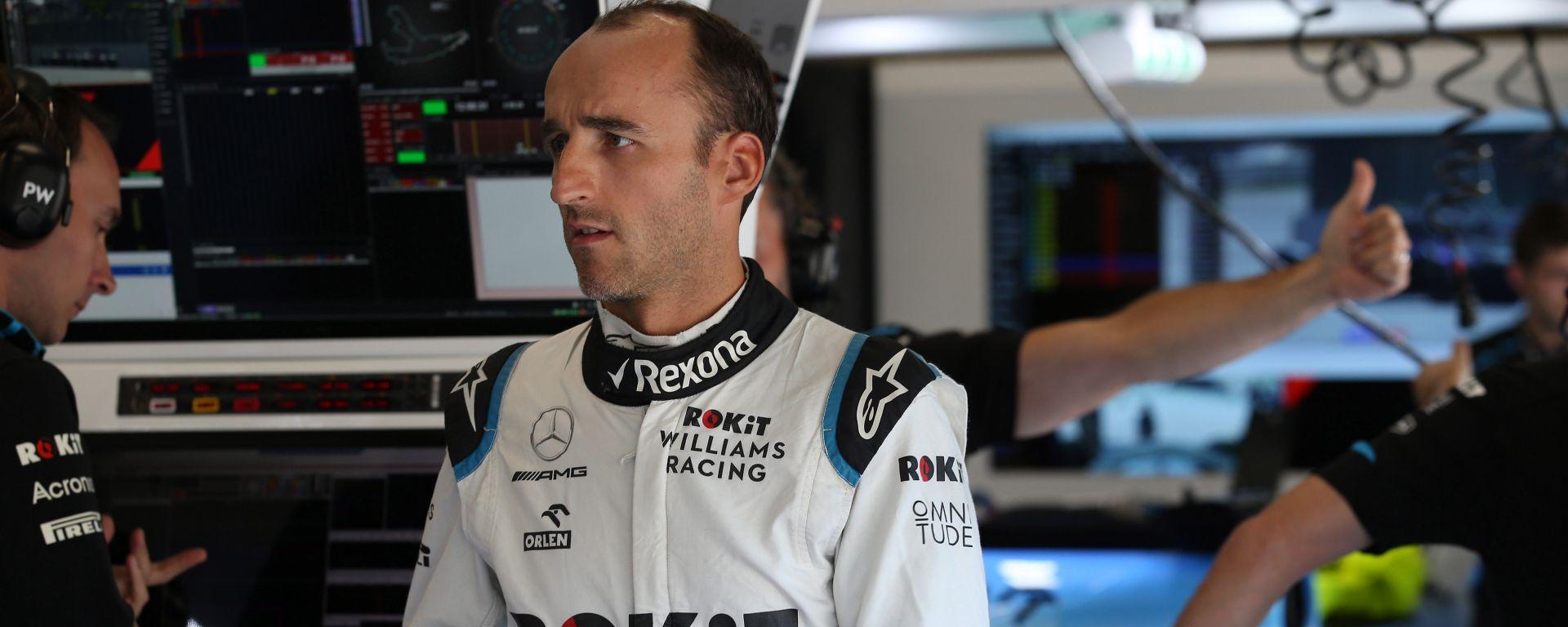 F1 2019: Robert Kubica (Williams)