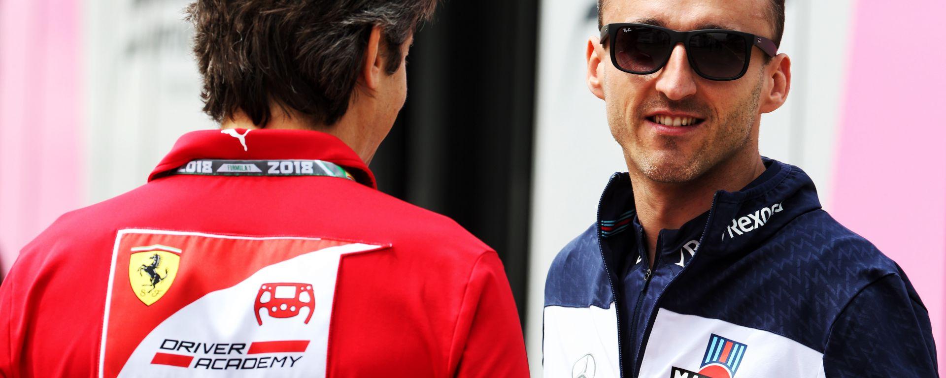 F1 2019: Robert Kubica