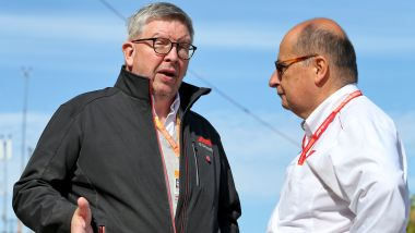 F1 2019, Ross Brawn a colloquio con l'ex responsabile della comunicazione Liberty Media, Luca Colajanni