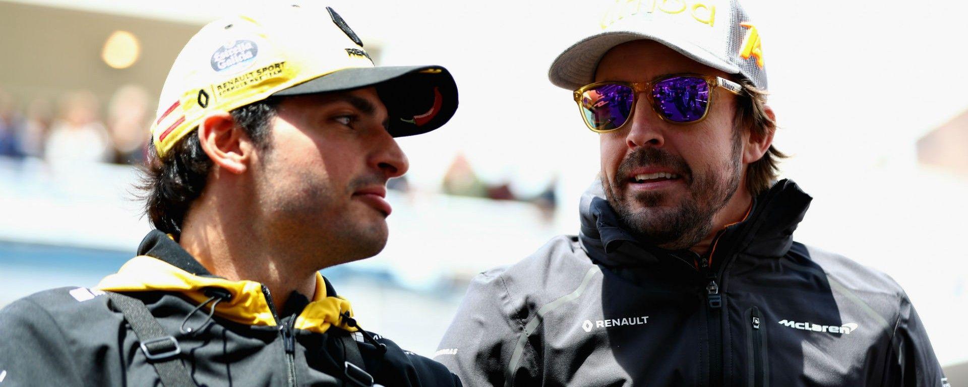 F1 2019: Sainz in McLaren al posto di Alonso. In Ferrari resta Raikkonen