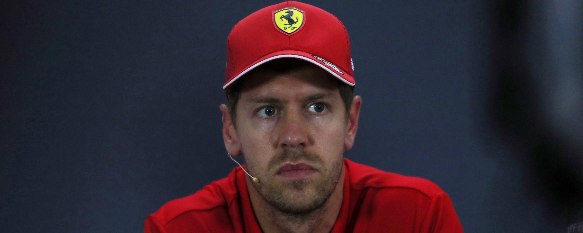 F1 2019: Sebastian Vettel (Ferrari)