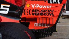 Test F1 Barcellona, day-1. la Ferrari si traveste da Mercedes - Immagine: 2
