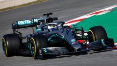 Test F1 Barcellona, day-1. la Ferrari si traveste da Mercedes - Immagine: 4