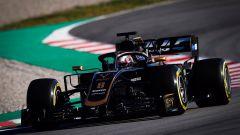 Test F1 Barcellona, day-1. la Ferrari si traveste da Mercedes - Immagine: 8