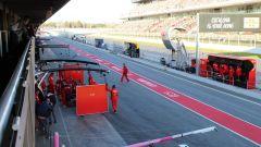 Test F1 Barcellona, day-1. la Ferrari si traveste da Mercedes - Immagine: 10