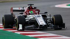 """Test F1 Barcellona, day-2. Giovinazzi: """"L'Alfa Romeo è nata bene"""" - Immagine: 8"""